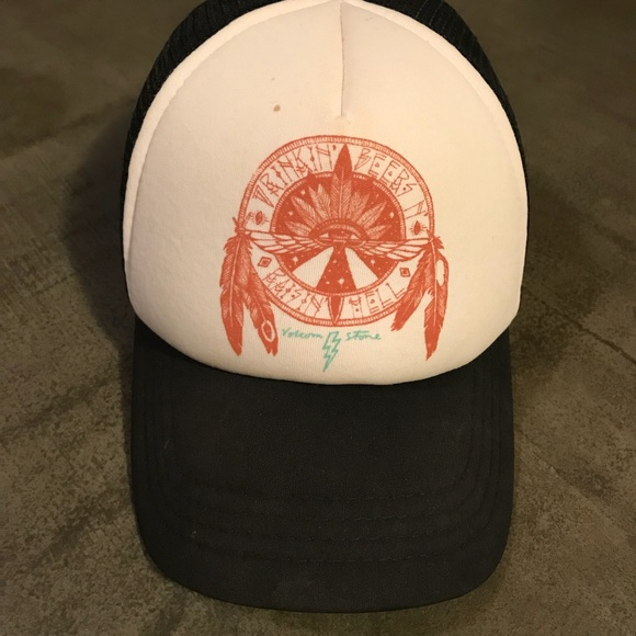 best website e0c97 1e745 Volcom trucker hat